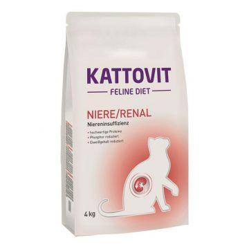 Kattovit Feline Diet Niere/Renal 4kg