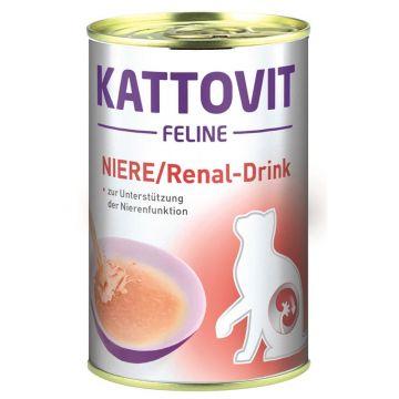 Kattovit Niere/Renal Drink 135ml (Menge: 12 je Bestelleinheit)