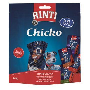 Rinti Chicko Sortenvielfalt XXL-Pack 700g (Menge: 4 je Bestelleinheit)