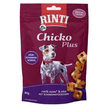 Rinti Chicko Plus Käse-Schinken 80 g (Menge: 12 je Bestelleinheit)