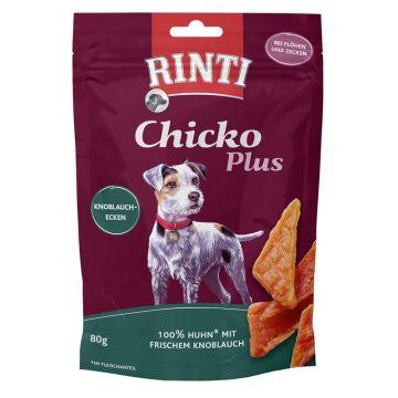 Rinti Chicko Plus Knoblauchecken 80g (Menge: 12 je Bestelleinheit)