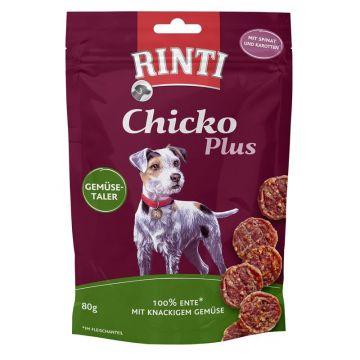 Rinti Chicko Plus Gemüsetaler mit Ente 80g (Menge: 12 je Bestelleinheit)