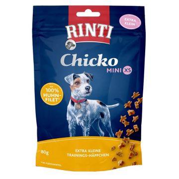 Rinti Chicko Mini XS Huhn 80g (Menge: 12 je Bestelleinheit)