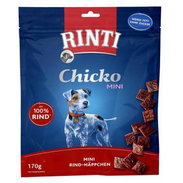 Rinti Chicko Mini Kleine Stückchen aus Rind 170g (Menge: 9 je Bestelleinheit)