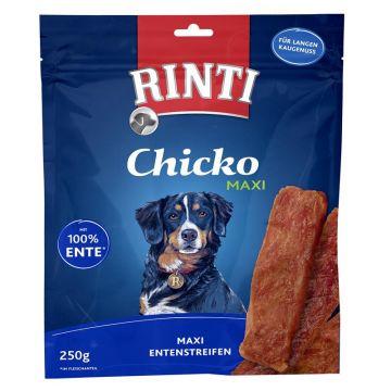Rinti Chicko Maxi Entenstreifen 250g (Menge: 9 je Bestelleinheit)