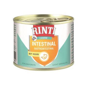 Rinti Dose Canine Intestinal Huhn 185g (Menge: 12 je Bestelleinheit)