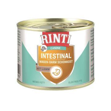 Rinti Dose Canine Intestinal Lamm 185g (Menge: 12 je Bestelleinheit)