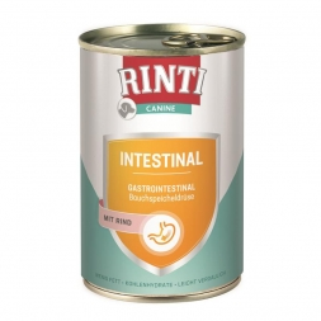 Rinti Dose Canine Intestinal Rind 6x400g (Menge: 6 je Bestelleinheit)