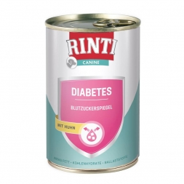 Rinti Dose Canine Diabetes 400g (Menge: 6 je Bestelleinheit)