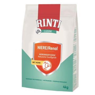 RINTI Canine NIERE/Renal  4kg