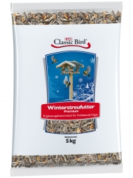 Classic Bird Winterstreufutter 5kg (Menge: 5 je Bestelleinheit)