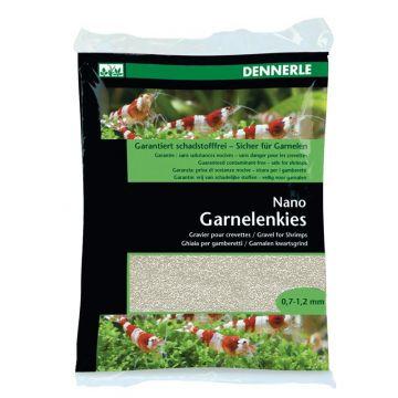 Dennerle Nano Garnelenkies Sunda weiß 2kg