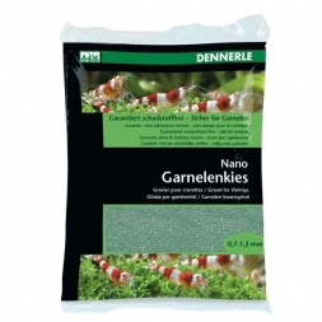 Dennerle Nano Garnelenkies, Java grün 2kg