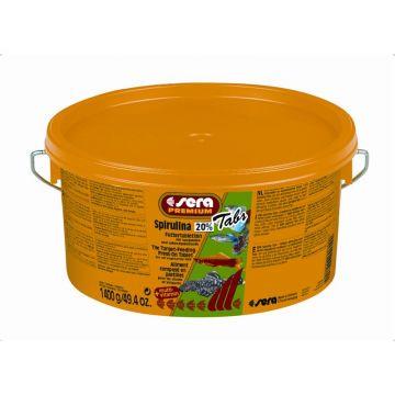 sera Spirulina Tabs 1,4 kg (2150 Tabletten)