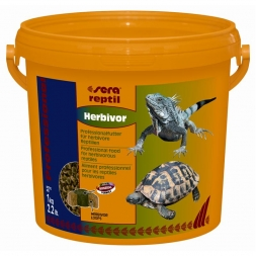 sera reptil Professional Herbivor 3,8 Liter