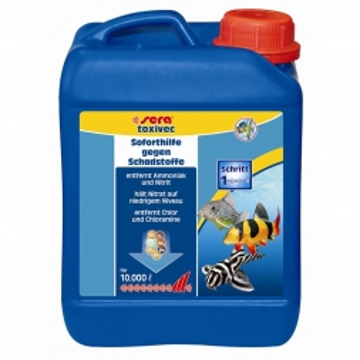 sera toxivec 2,5 Liter