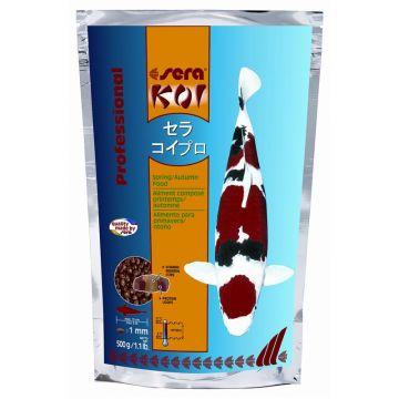 sera Koi Professional Frühjahr-/Herbstfutter 500 g
