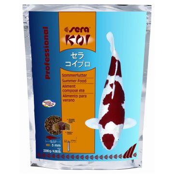 sera KOI Professional Sommerfutter 2,2 kg
