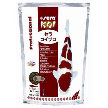 sera Koi Professional Spirulina Farbfutter 1000 g