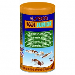 sera Koi Junior Spirulina 1000 ml