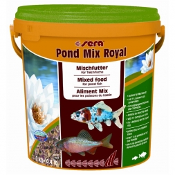 sera pond Mix Royal 10 Liter