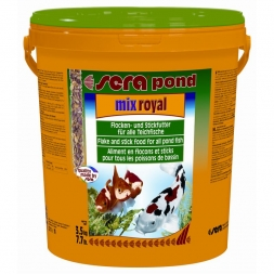 sera pond Mix Royal 20 Liter