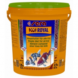sera Koi Royal HF medium 21 Liter