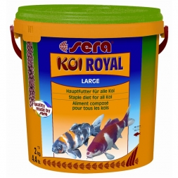 sera Koi Royal HF large 10 Liter