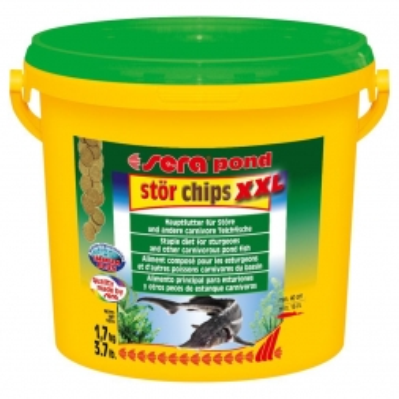 sera pond Stör chips XXL 3,8 l