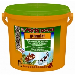sera pond Granulat 3800ml