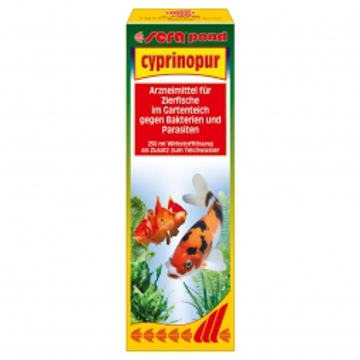 sera pond cyprinopur 250 ml