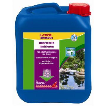 sera pond phosvec 5 Liter