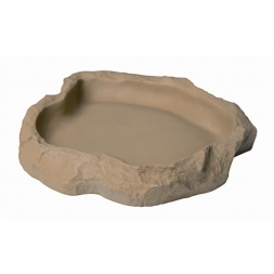 sera reptil food/water dish medium