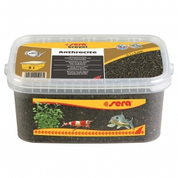 sera Gravel Anthracite Ø 1 - 3 mm 3 l