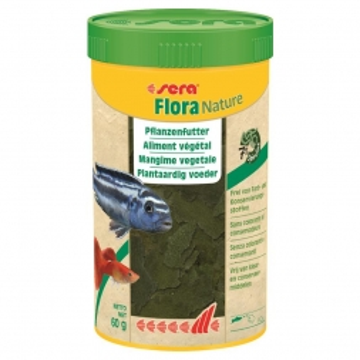 sera Flora Nature 250 ml / 60 g