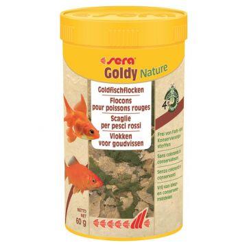 sera Goldy Nature 250 ml / 60 g