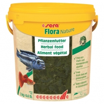 sera Flora Nature 10 l / 2 kg