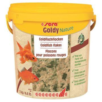 sera Goldy Nature 10 l / 2 kg