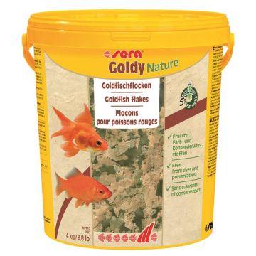 sera Goldy Nature 21 l / 4 kg