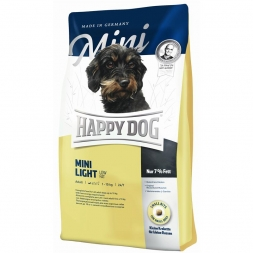 Happy Dog Supreme Mini Light Low Fat 4kg