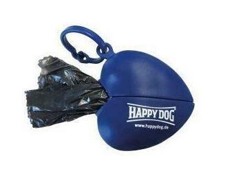 Happy Dog Kotbeutelspender Herz