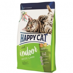 Happy Cat Supreme Indoor Weide-Lamm 1,4 kg