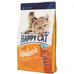 Happy Cat Supreme Indoor Atlantik-Lachs 1,4 kg