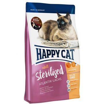 Happy Cat Supreme Sterilised Atlantik-Lachs 4kg