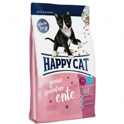 Happy Cat Supreme Junior Grainfree Ente 4kg