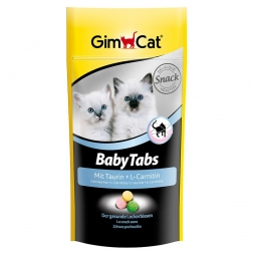 Gimpet Cat Baby Tabs 40g