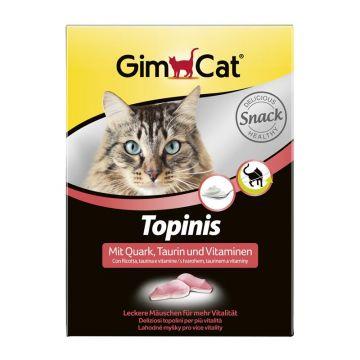 Gimpet Cat Topinis Quark, Taurin, Vitaminen 220g