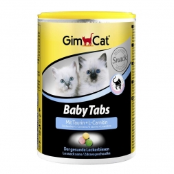 Gimpet Cat Baby Tabs 250 St.