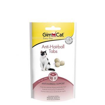 Gimpet Cat Anti-Hairball Tabs 40g