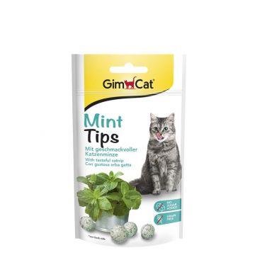 Gimpet Cat MintTips 40g